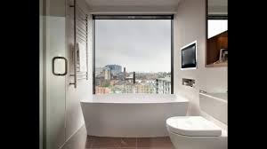 Klein Badezimmer Modern Bad Idden