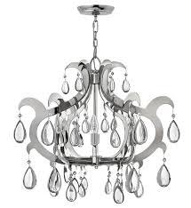 fredrick ramond fr43354pss xanadu polished stainless steel chandelier undefined