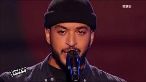 The Voice France winner Slimane/ Blind Audition - YouTube