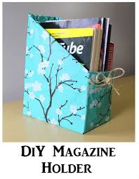 Magazine Holder From Cereal Box How To Turn Old Cereal Boxes Into This Useful Magazine Holder 24
