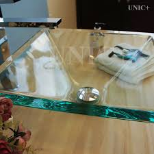 bvg007 glass vessel bathroom sink vancouver