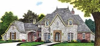 O Frenchcountry Style Floor Plans 81206