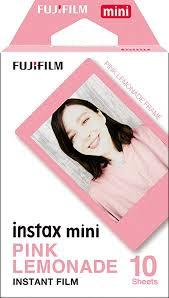 Fujifilm Instax Mini Pink Lemonade Film - 10 ... - Amazon.com