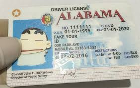 Id Fake Premium Make - Buy Scannable We Alabama Ids