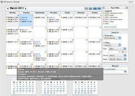 calender tools the ivs live calendar tool provides several views of the ivs master