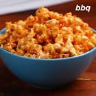 bbq popcorn snack