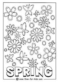 If you just print your pages on any old copy paper, you won't have the premium coloring experience you deserve! Spring Colouring Pages Www Free For Kids Com