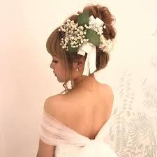 絶対かわいいブライダルヘアスタイルを大公開aim札幌店
