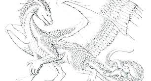 Pictures Of Dragons To Color Dragons Coloring Pages How To Train