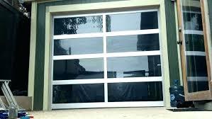 glass garage doors s frosted garage door decorative dazzling garage door s installed cost large size glass garage doors
