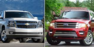 Will the Ford Expedition Ever Challenge the Chevy Tahoe and ...