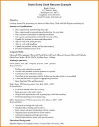 Office Clerical Resume Sample Resume For Secretary Receptionist