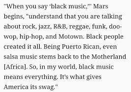 Bruno Mars Quotes Enchanting Bruno Mars And The Appropriation Of Black Music WaterCoolerConvos