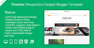 Timeline Infographic Website Templates From Themeforest