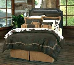 country comforter sets style bedding image of modern farmhouse brown comforters queen king