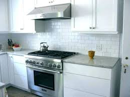 tile backsplash with gray cabinets full size of gray cabinets with white subway tile kitchen grey