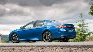 2018 Toyota Camry XSE Growls: Just Listen - The Drive