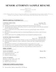 15 Letter Of Representation Sample Attorney Resume Cover