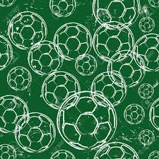 Football Pattern Amazing Seamless Football Pattern Background Royalty Free Cliparts Vectors