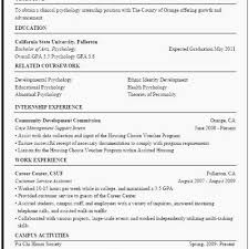 Psychology Student Resume Examples Archives - Wp-Landingpages.com ...