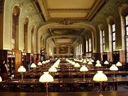 file la sorbonne hall ceiling. La Sorbonne University Library File Hall Ceiling