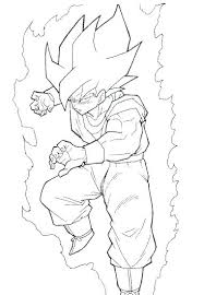 Dragon Ball Gt Coloring Pages Dragon Ball Gt Coloring Pages Coloring