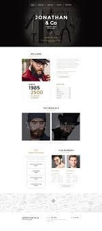 Mod Le Web Adaptatif 58144 Pour Salon De Coiffure