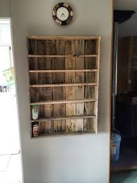How To Build A Spice Rack Interesting Pallet Spice Rack In 60 Home Ideas Pinterest Pallets Pallet