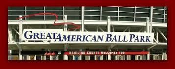 Great American Ballpark Seating Chart