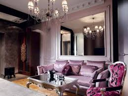 Purple Living Room Decor Purple And Silver Living Room Ideas