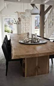 rustic kitchen table browndresswithwhitedots rect540