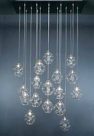 glass bubble chandelier lighting. Bubble Glass Pendant Light Modern Chandelier . Lighting I
