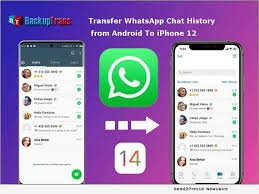 Backuptrans Updated to Transfer WhatsApp from Android to iPhone 12 |  MENAFN.COM