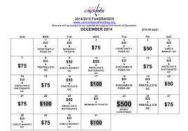 Annual Calendar 2015 The Annual 2014 Cyha Fundraiser Calendar Is Back Concord