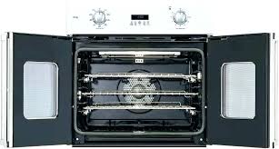 french door wall oven double profile stainless steel electric monogram reviews ge cafe vs viking ovens ratings es monog