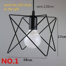 warehouse style lighting. Retro Indoor Lighting Vintage Pendant Light LED Lights 24 Kinds Iron Cage Lampshade Warehouse Style