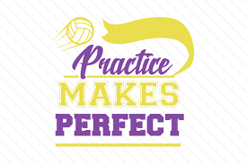 Volleyball svg svg volleyball sport symbol icon ball element football background tennis game soccer basketball decoration player baseball banner collection emblem volley activity icons man backdrop cartoon golf play ornament bowling male poster athlete decorative sports jump sketch colorful circle. Practice Makes Perfect Volleyball Svg Cut File By Creative Fabrica Crafts Creative Fabrica