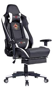 ergonomic office chairs with lumbar support. Brilliant Lumbar Ficmax Gaming Chair Racing Style Office With Massage Lumbar Support  Video Game E Inside Ergonomic Chairs With Support M