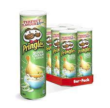 Pringles Classic Paprika | Paprika Chips | 6er Party-Pack (6 x 200g) :  Amazon.de: Lebensmittel & Getränke
