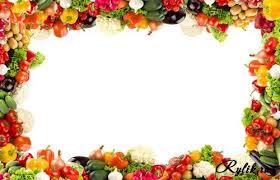 fruit and vegetables border. Delighful Fruit Best Photos Of Fruit And Vegetable Border  Food Borders Clip Art  Throughout Vegetables L