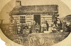 is polygamy a natural impulse pacific standard a mormon family circa 1888 photo
