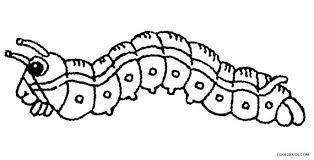 Caterpillar Color Sheets Caterpillar To Color Caterpillar Coloring