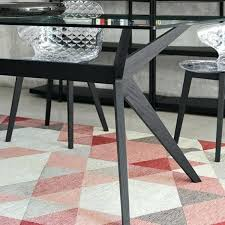 wood base for dining table v rectangle glass dining unfinished wood pedestal dining table base