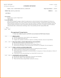 Beautiful Orthodontist Assistant Resume Objective Images Example