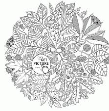 Small Picture Autumn Coloring Pages Free Coloring Coloring Pages