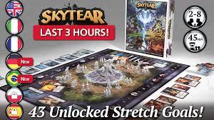 Skytear by PvP <b>Geeks</b> — Kickstarter