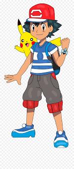 Ash Ketchum Png Image - Pokemon Sun And Moon Ultra Adventures Ash - free  transparent png images - pngaaa.com