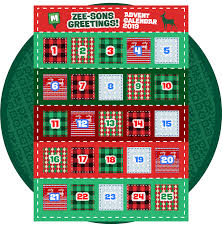 Calendar 2013 Through 2015 Munzee Scavenger Hunt Countdown To Christmas With A