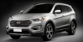 hyundai new car releaseshyundai santa fe  latest news information pictures articles