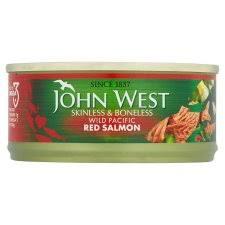 Tinned <b>Salmon</b> - Tesco Groceries